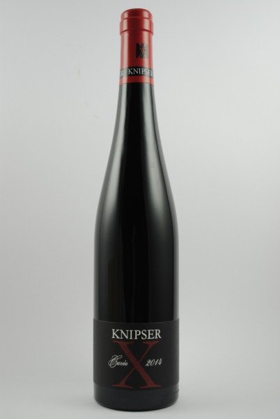 2015 Cuvée X QbA trocken, Knipser